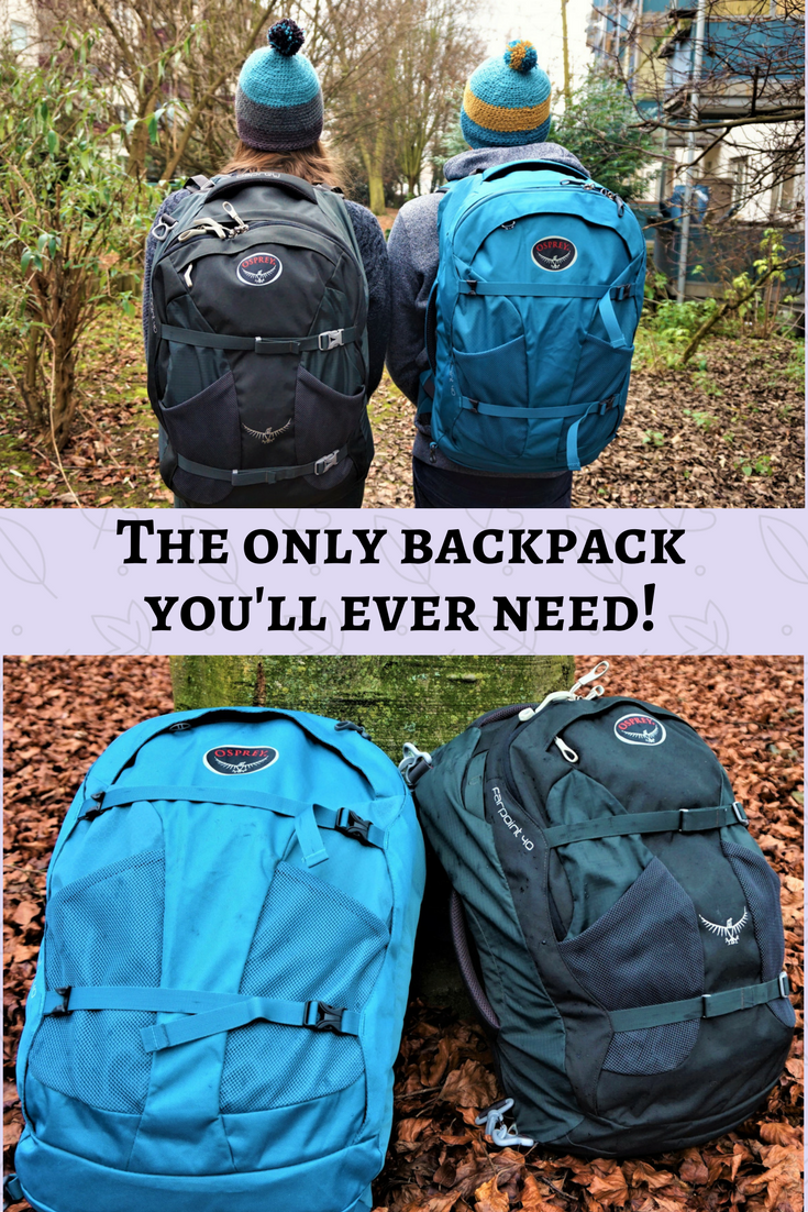 Best Carry-On Backpack for Long or Short Trips | Backpacks, Hand ...