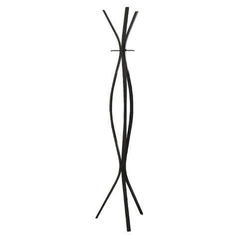 Coat Rack From Target Matches Our Gunmetal Frames On The West Elm