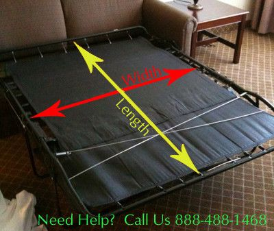 Sofa Bed Mattress Replacements The Ultimate Guide 2020 Sofa