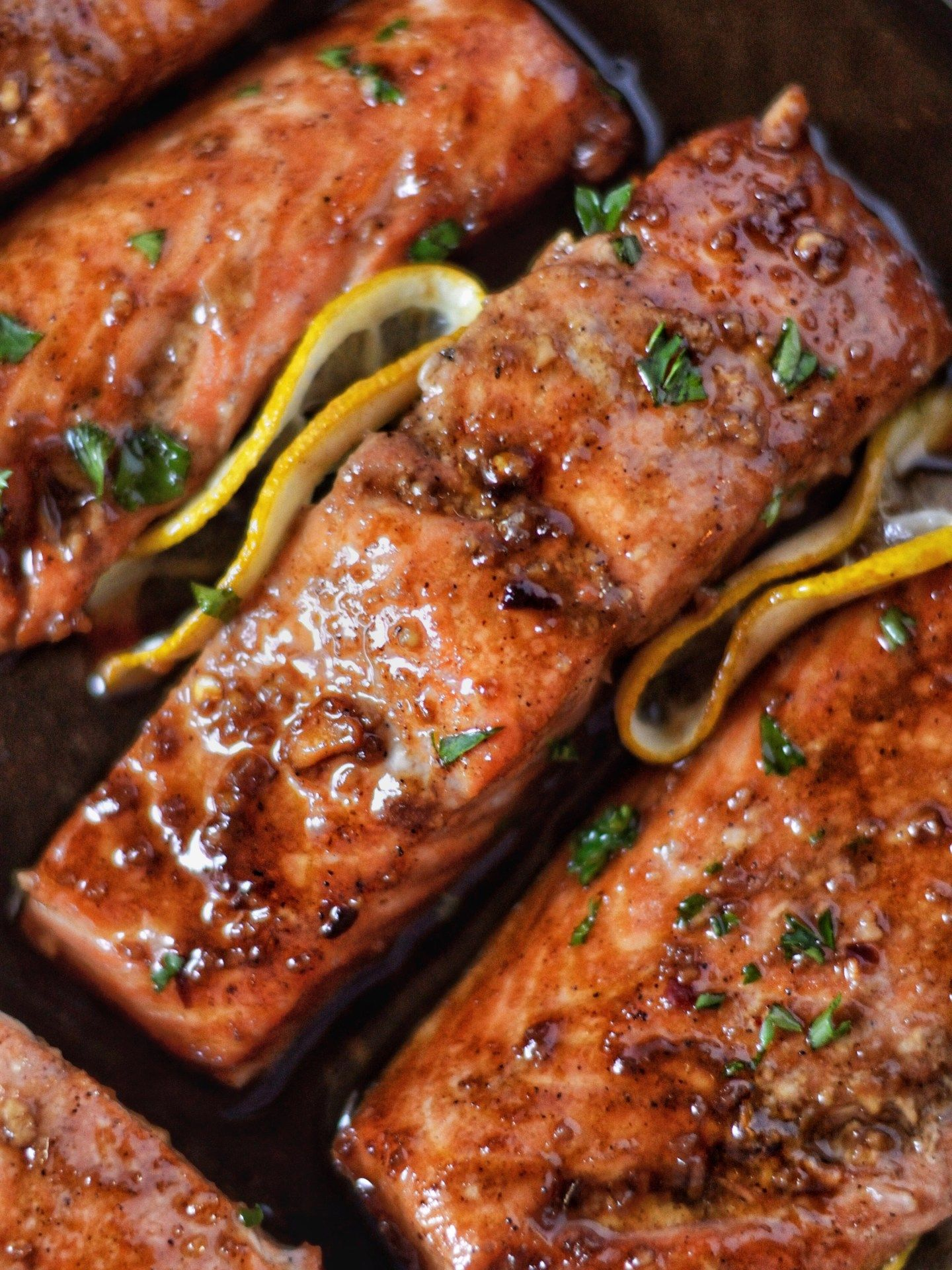 Photo of Browned Butter Teriyaki Salmon Recipe – Coop Can Cook