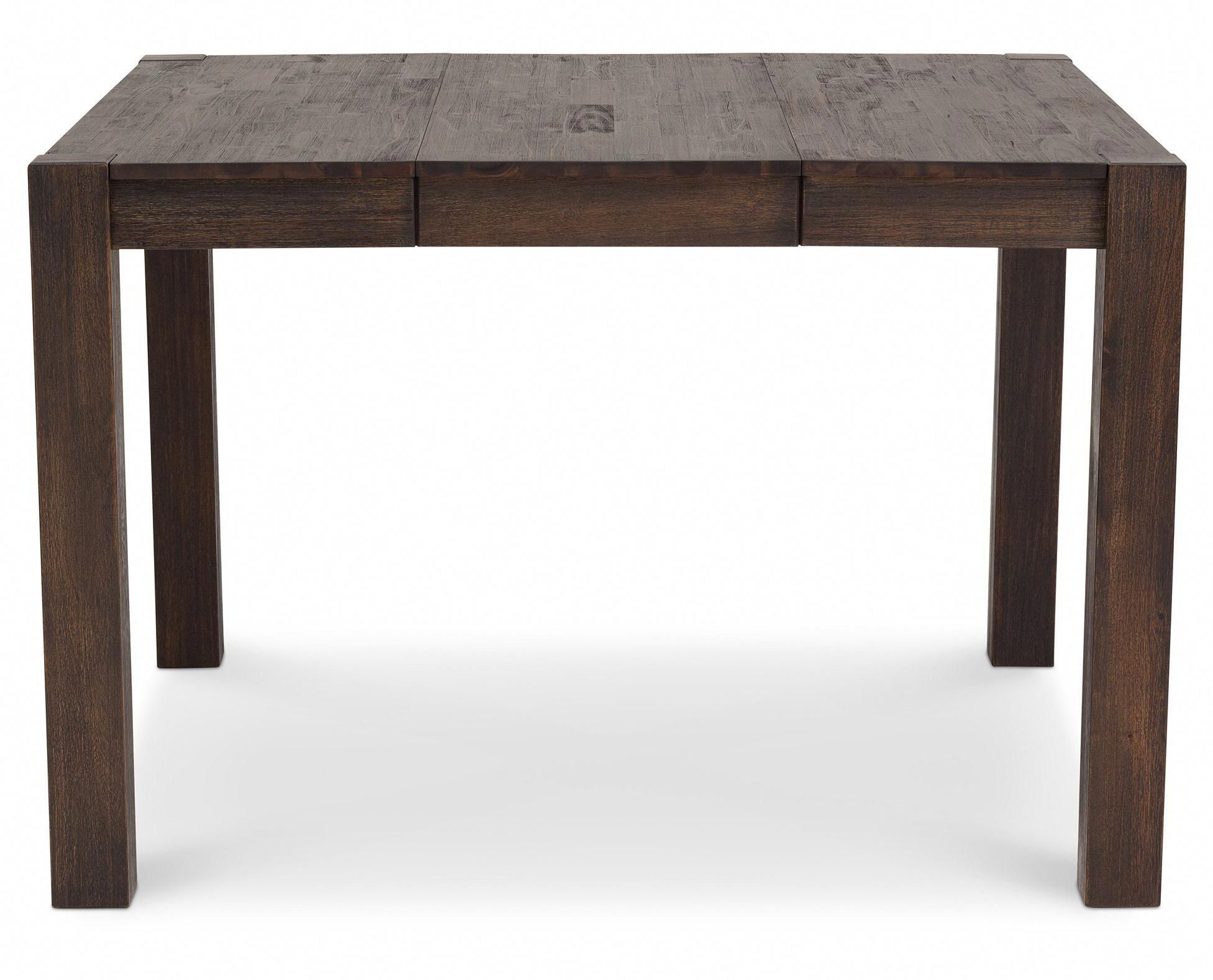 Timeless and modern the alpine retreat counter height table has