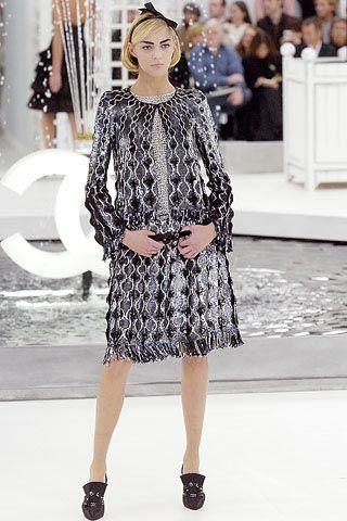 , Chanel, Spring/Summer 2005,  Haute Couture, Anja Rubik Blog, Anja Rubik Blog