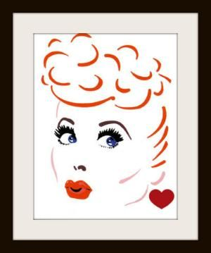 Download I Love Lucy Cross Stitch Pattern Cross by ...