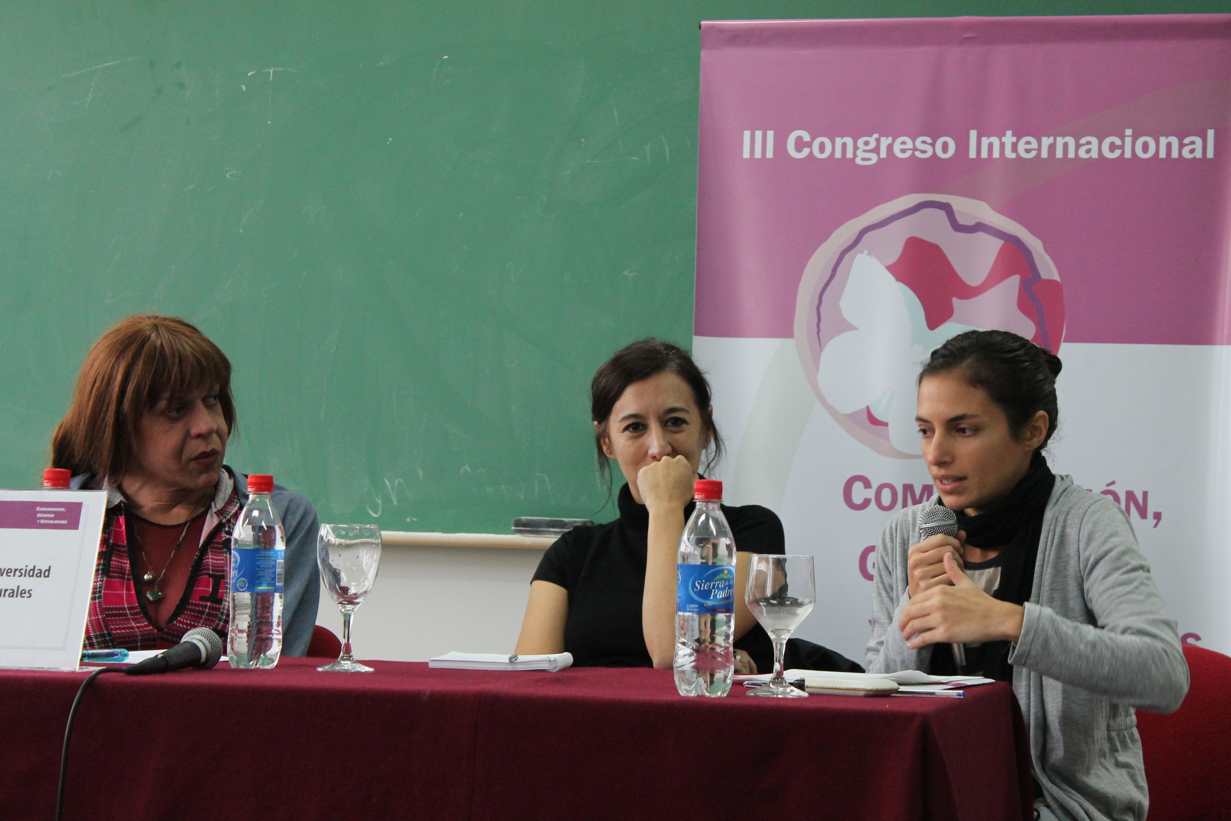 PANEL 5 | Medios, género, diversidad y conflictos culturales  Liliana Viola (Página 12/ Debate)  Marlene Wayar (El Teje)  Paula González Ceuninck (FPyCS-UNLP)