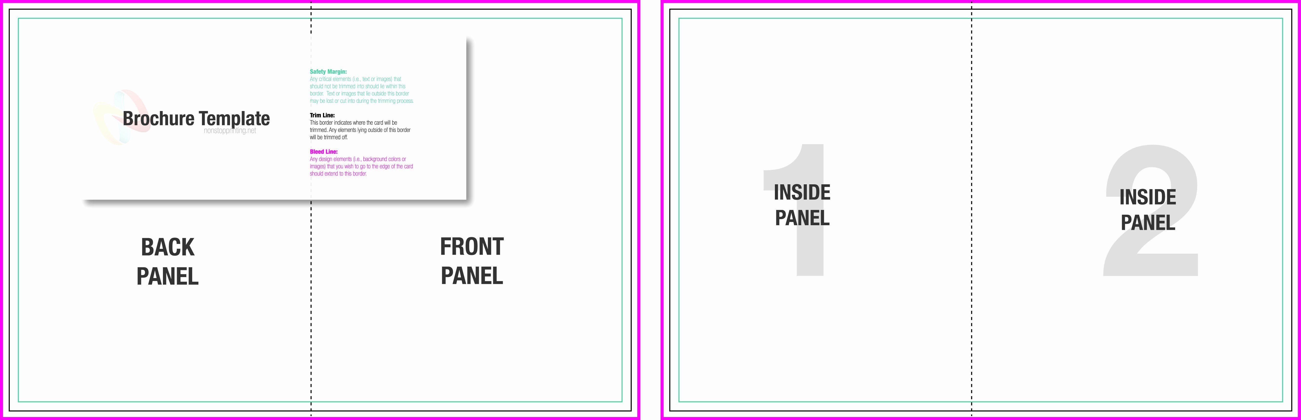 2 Fold Brochure Template Elegant 10 Best Of Two Fold Brochure Template Half Fold Free Brochure Template Brochure Template Bi Fold Brochure Bi fold brochure template free
