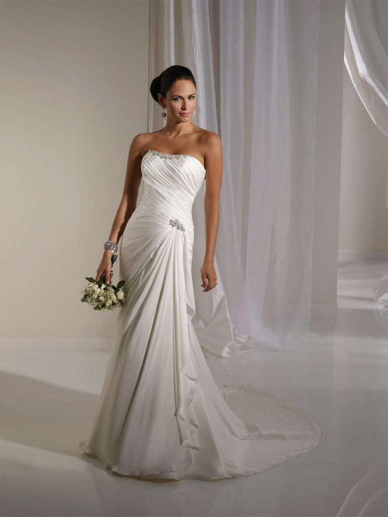 Michael Kors Wedding Dress   Informal Wedding Dresses For Older Brides  Check More At Http: