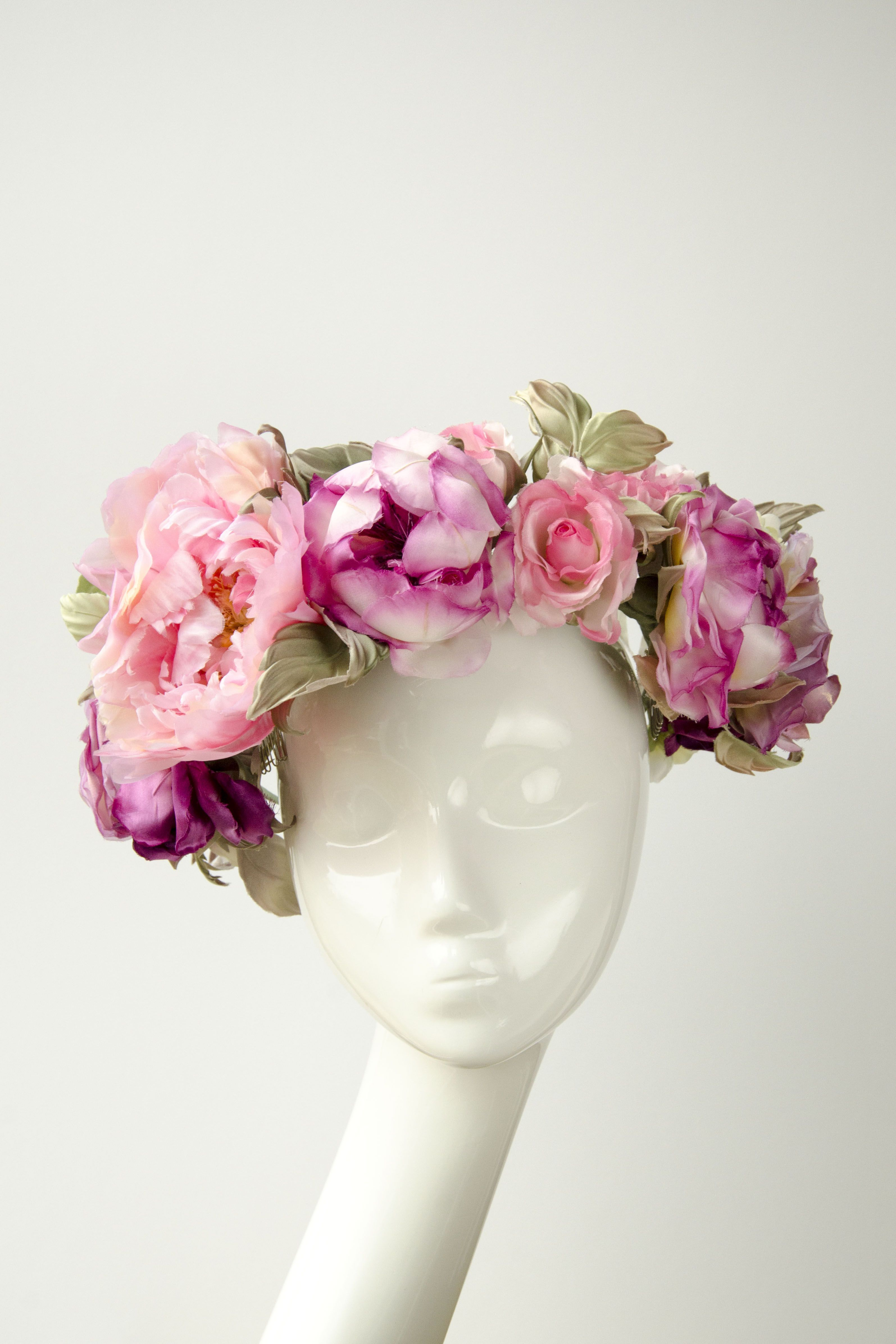 History Of Bridal Flower Crown From Ancient World Till New