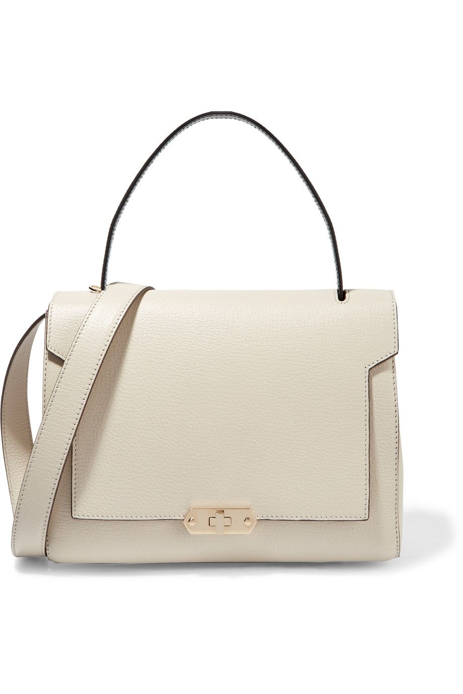 On Anya Hindmarch Bathurst Leather Shoulder Bag Browse Other Designer Bags More The Most Fashionable Fashion Outlet