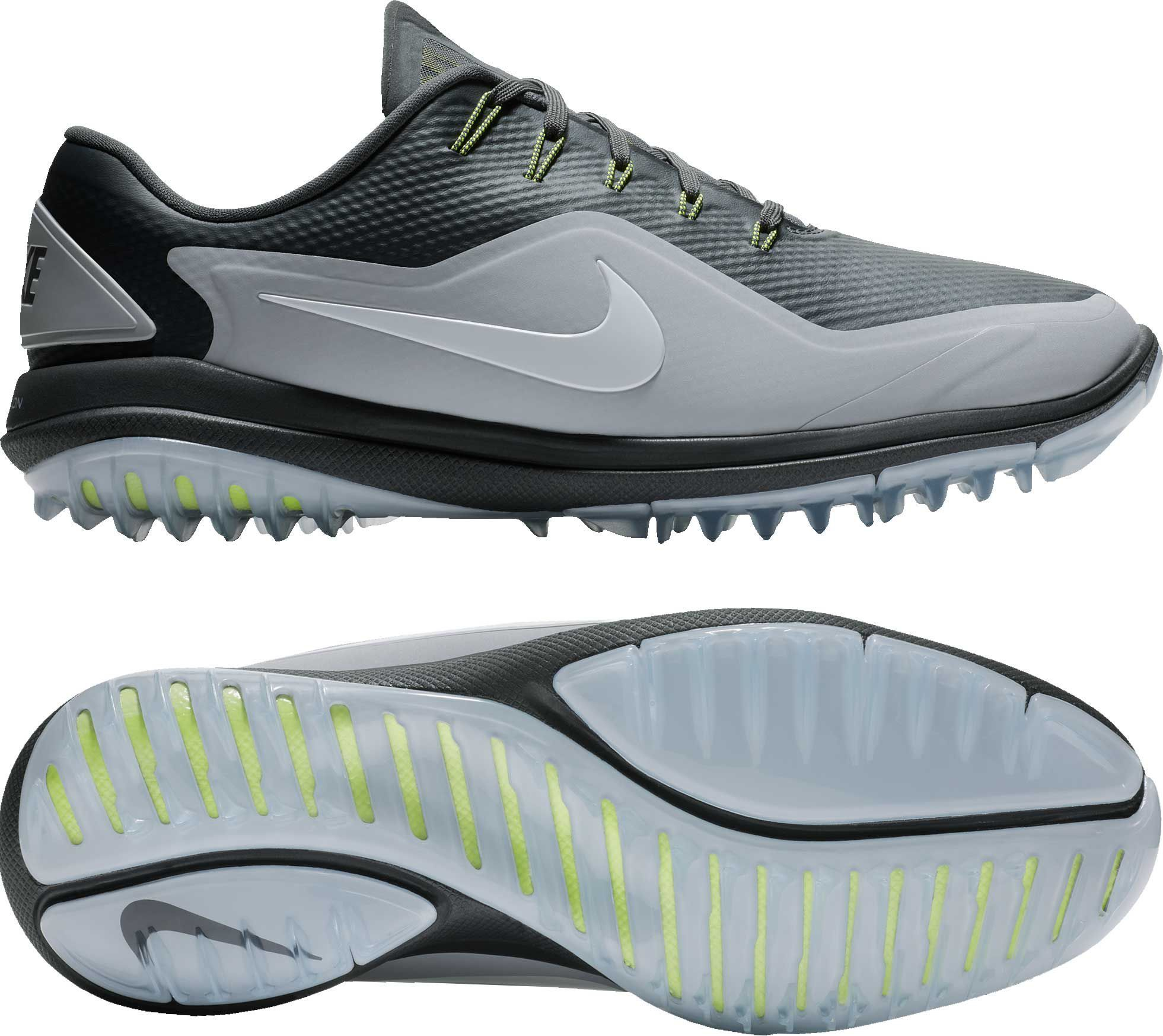 brand new 9966c 10586 Nike Lunar Control Vapor 2 Golf Shoes, Men s, Size  13.0, Grey White
