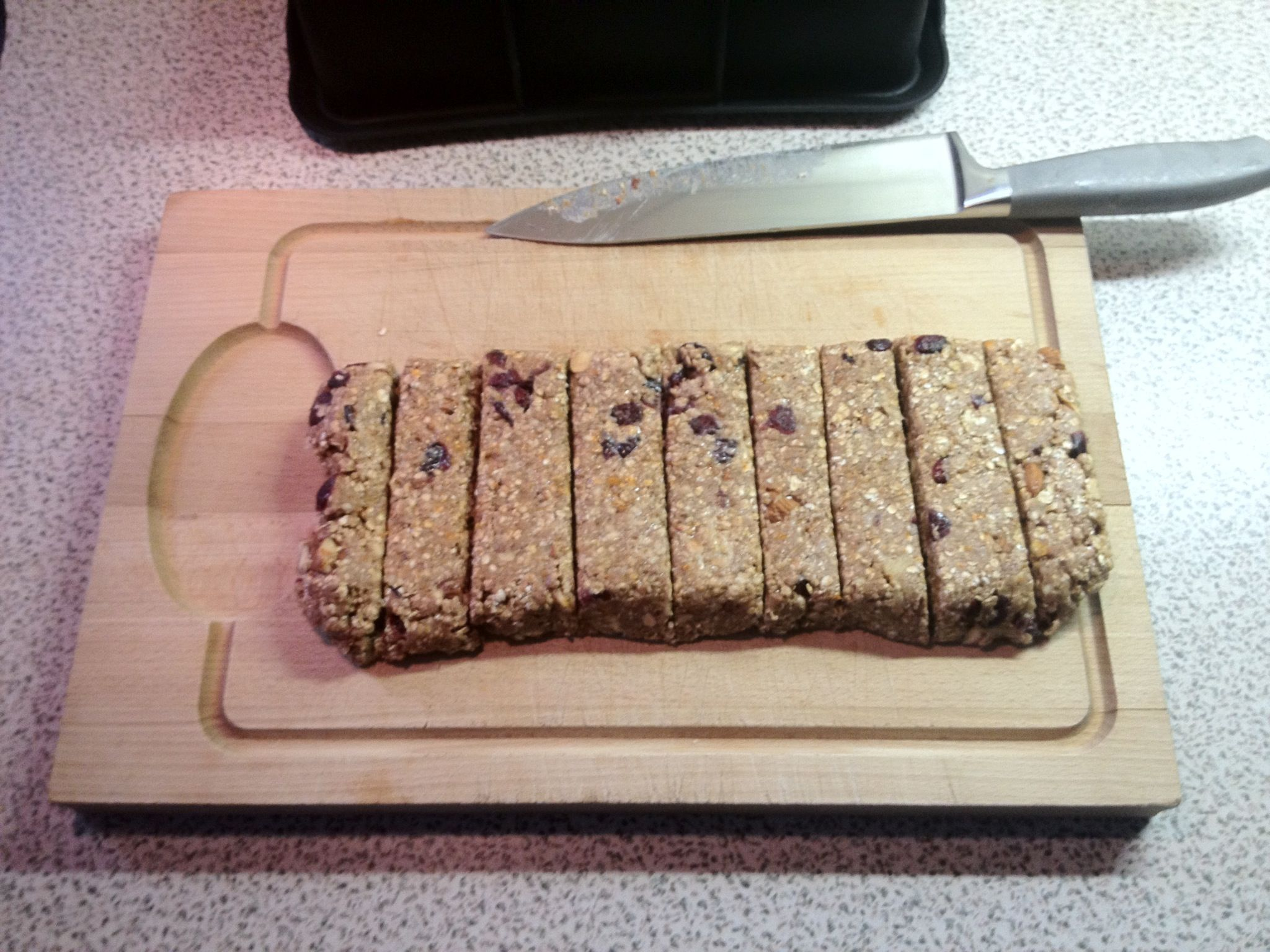 How to Make Homemade Protein Bars
