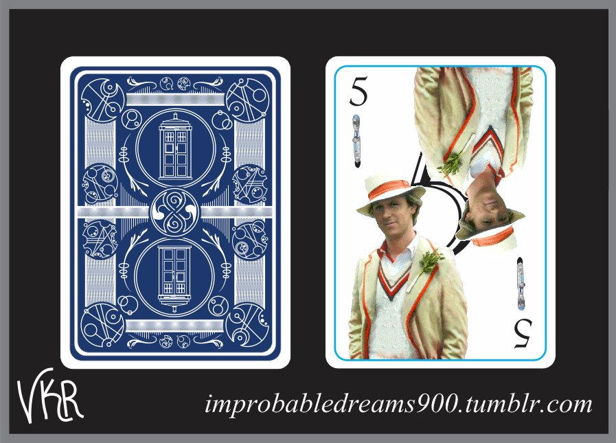 doctor who cards | EDIT: Post with the finished set here .