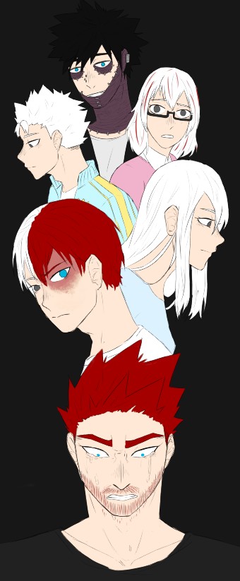 1) boku no hero academia | Tumblr | Todoroki Family | Boku no hero