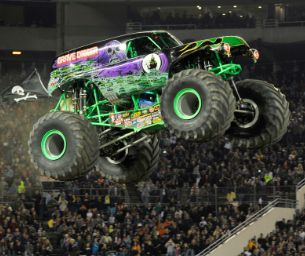 Win a Family Four Pack of Tickets to Monster Jam | Macaroni Kid #contest