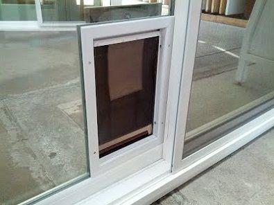 Diy Dog Doors diy doggie doors for sliding glass doors | home ideas | pinterest