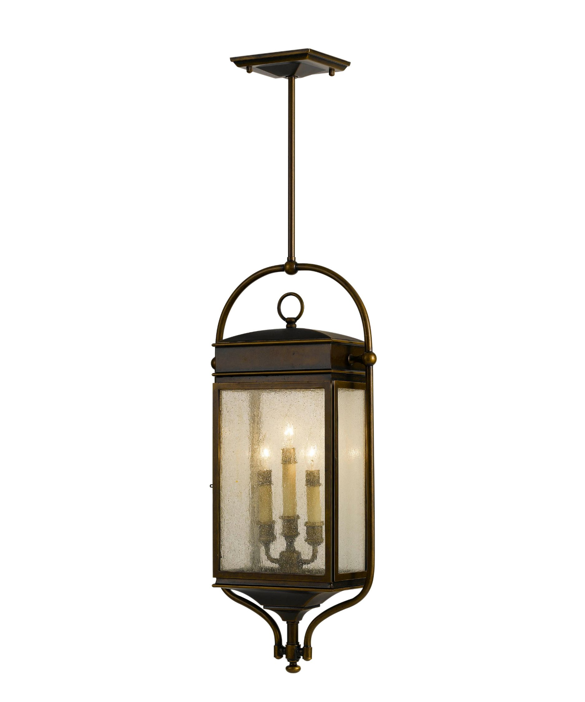 Feiss Whitaker 27 Inch Tall 3 Light Outdoor Hanging Lantern Capitol Lighting Outdoor Hanging Lanterns Outdoor Hanging Lights Outdoor Pendant Lighting
