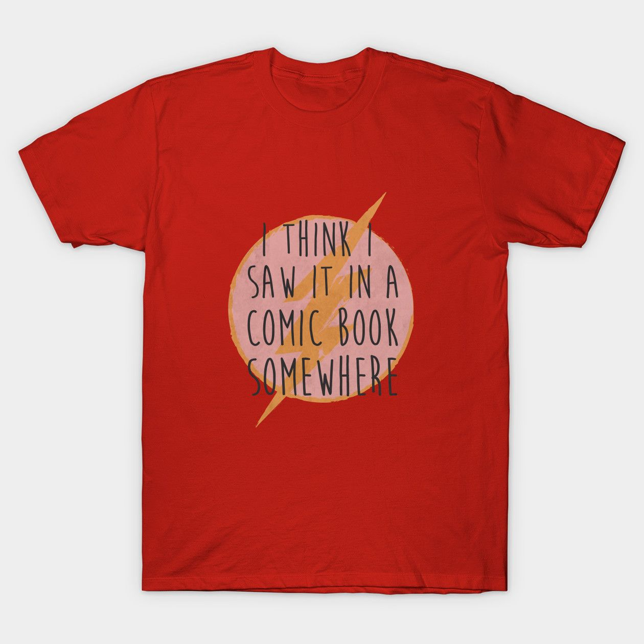 Somewhere In A Comic Book Cisco Ramon Classic T Shirt