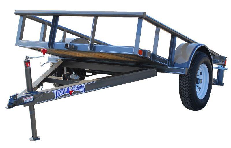 Single Axle Double D Sales Nacogdoches Texas Utility Trailer