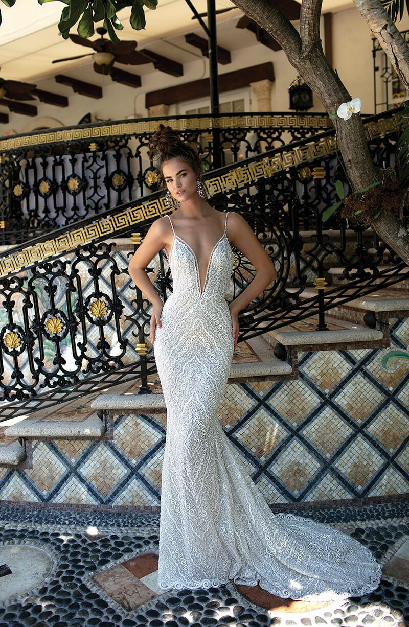ie Loves: Miami Collection by Berta | Dream Dress | Pinterest ...