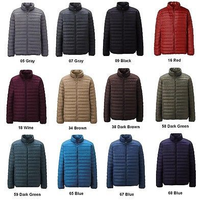 venta caliente diseño hábil incomparable UNIQLO Men Ultra Light Down Jacket from Japan ...