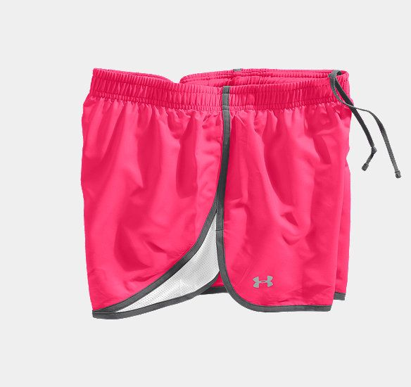 "8d679c5251 Women's UA Escape 3"" Running Shorts 