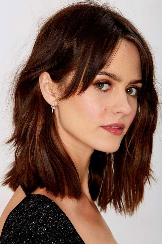 30 Beautiful Bob Hairstyles With Fringe For Short