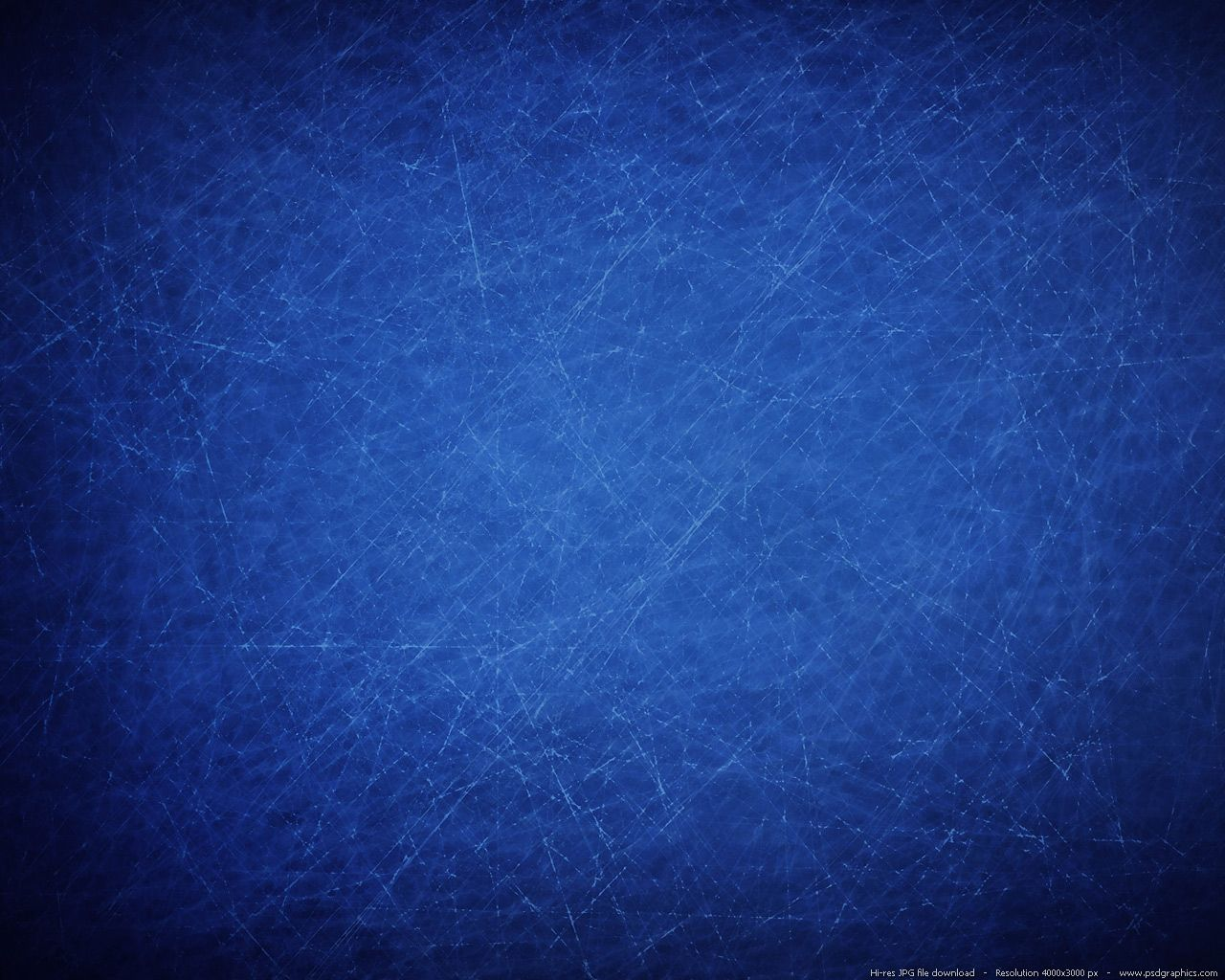 Blue Grunge Background: Blue Scratched Grunge Background.