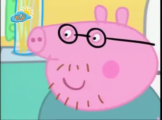 Peppa cochon et les crêpes - Captioning in progress | Dotsub