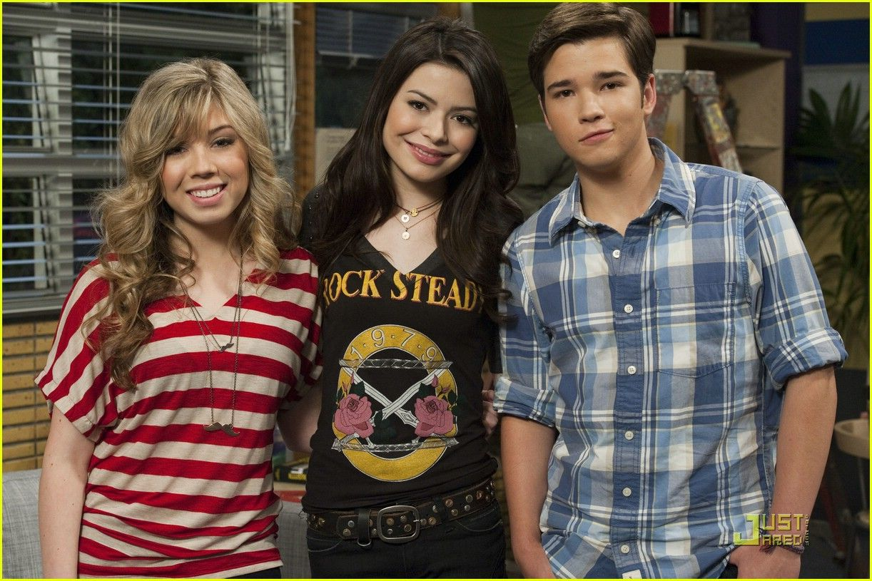 Icarly 6 Temporada Good miranda cosgrove, jennette mccurdy, nathan kress, full page pinup