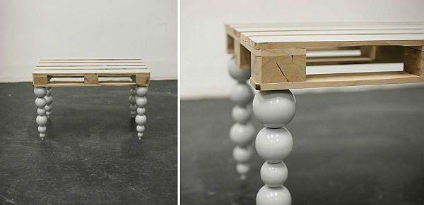Europaletten Cool Möbel Selbst Basteln Diy Ideen Tischbeine | Home
