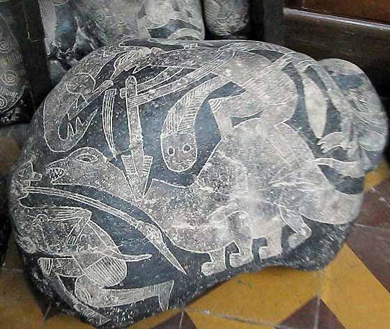 Ica Stones of Peru