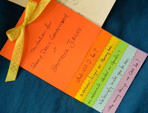 Make Your Own Handmade Greeting Card Creative Diy Design Tutorial For Invitation Making
