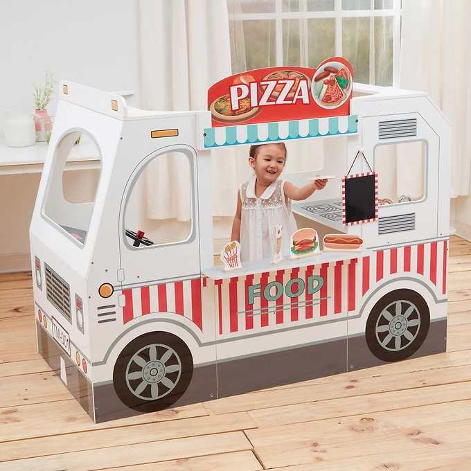 Video Of Teamson Food Truck