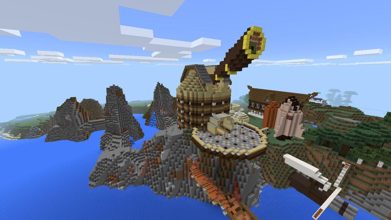 My observatory   Minecraft   Minecraft, Building