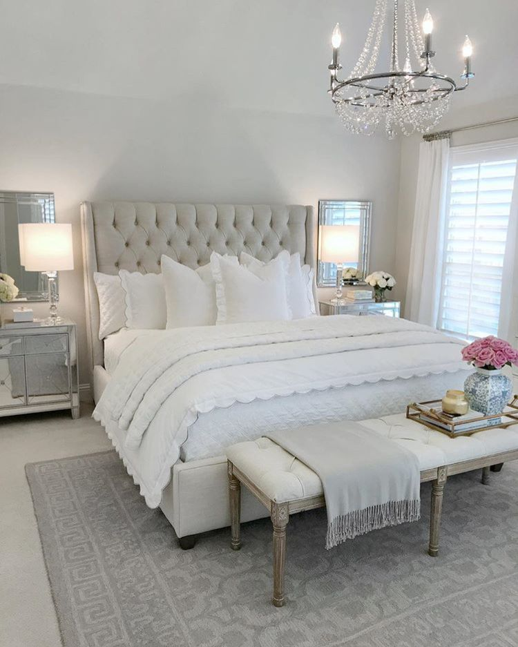 Pin By Rubi On Bedroom Modern French Bedroom Home Decor Bedroom Master Bedrooms Decor