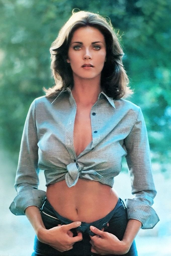 Lynda Carter in Bobbie Jo and the Outlaw (1976 ...