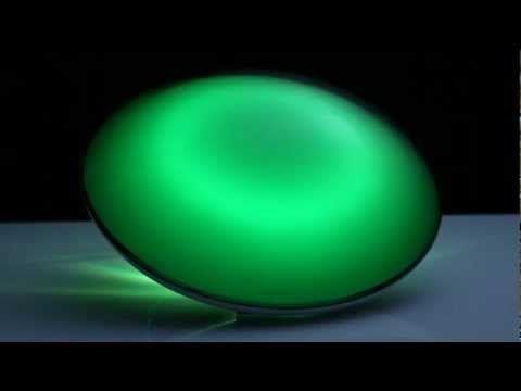 Jellyfish2 Color Lamp   ThinkGeek
