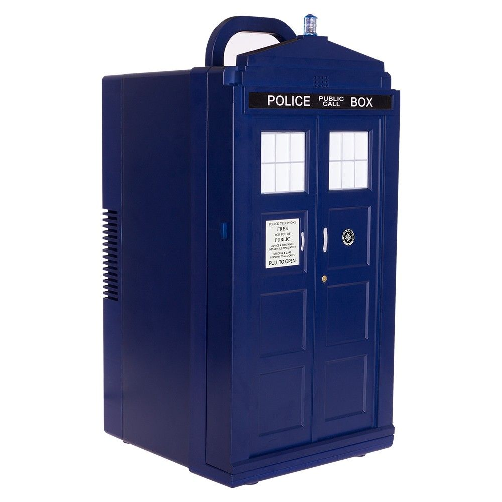This large tardis fridge will keep your food cold or warm Can you put hot food in the refrigerator