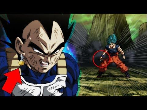 Whis Knows Goku And Vegeta Big Secret In The Tournament Of Power