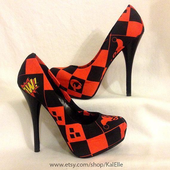 pingl par whyld girl sur harley 39 s comics pinterest talons maquillage halloween et chaussure. Black Bedroom Furniture Sets. Home Design Ideas