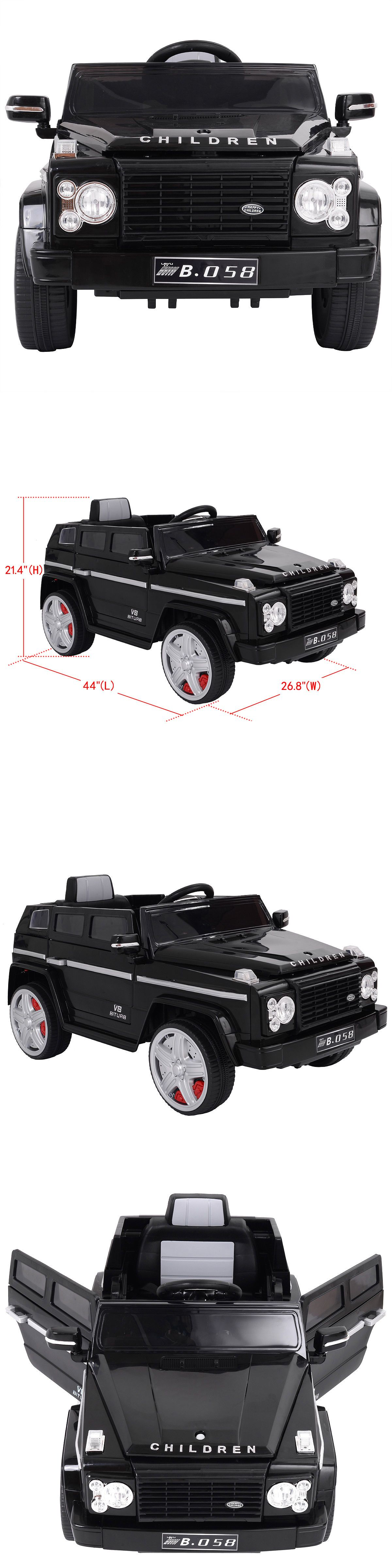 Battery Operated 19072 12v Mp3 Kids Ride On Car Battery Rc Remote