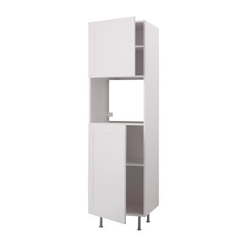 FAKTUM High Cabinet For Built In Microwave IKEA