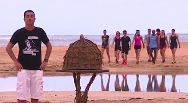 Survivor 2016 3 Bolum Fragmani 9 Subat Sali 9 Subat Tv Sal