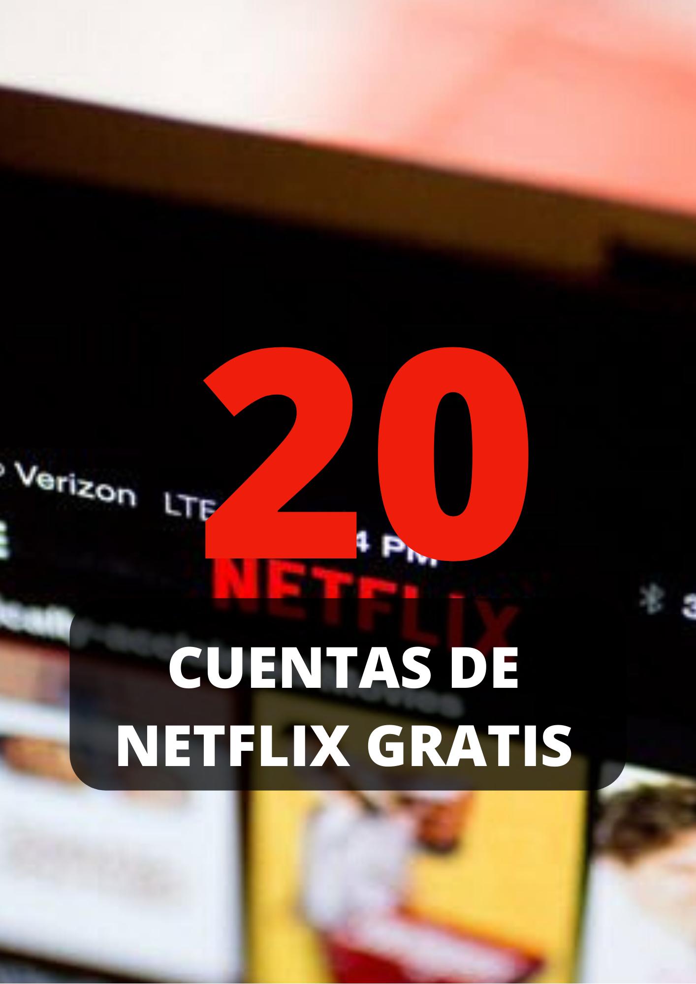 Cuentas De Netflix Premium Gratis Con Usuario Y Contraseña Enero 2020 Funciona Códigos De Netflix Netflix Trucos Netflix