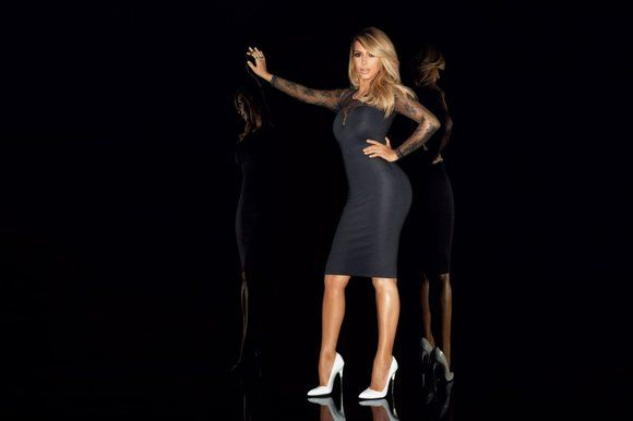 Kardashian Kollection for Lipsy Shot by Terry Richardson