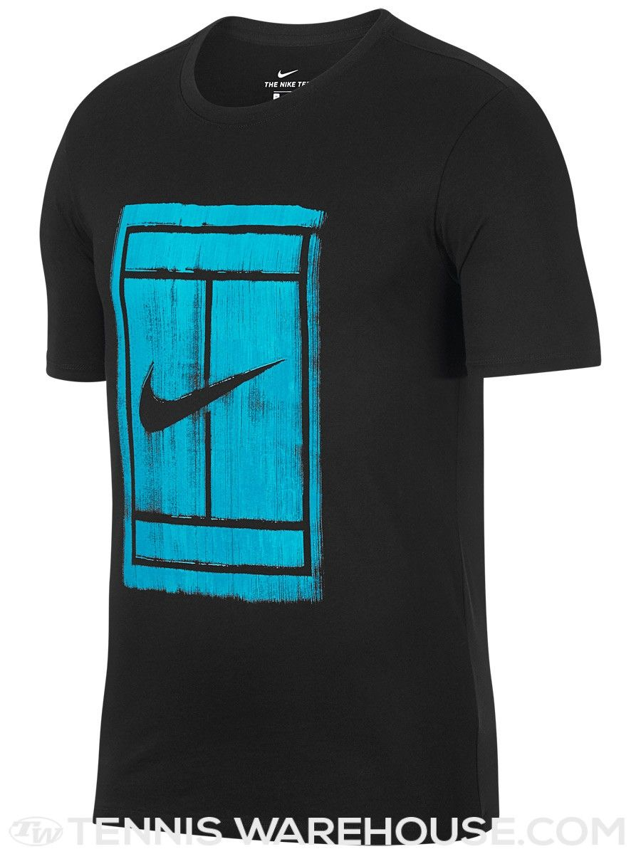 aa36ed11fd Nike Men's Summer Court T-Shirt in 2019 | Men's Tennis Wear ...