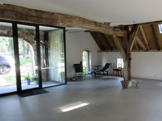 betonnen vloeren woonkamer, industriële betonnen vloer rosmalen, Deco ideeën