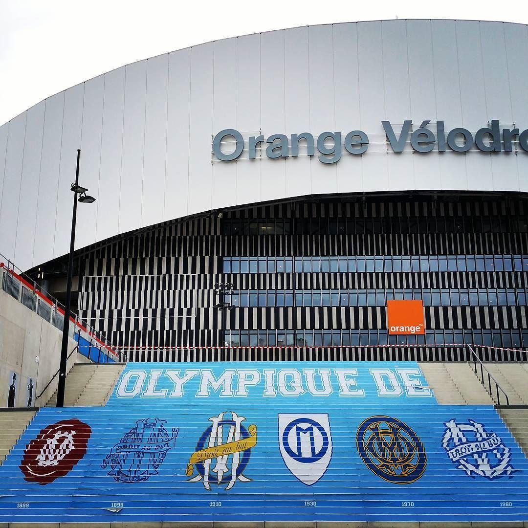 Stade Vélodrome Marseille Om Mon Monde A Moi