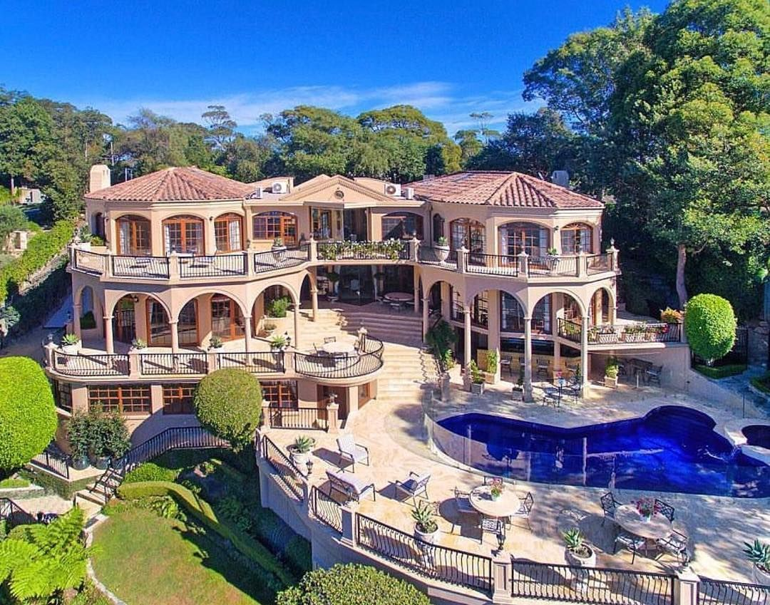15 Luxury Homes With Pool U2013 Millionaire Lifestyle U2013 Dream Home   Mansion Of  The Day