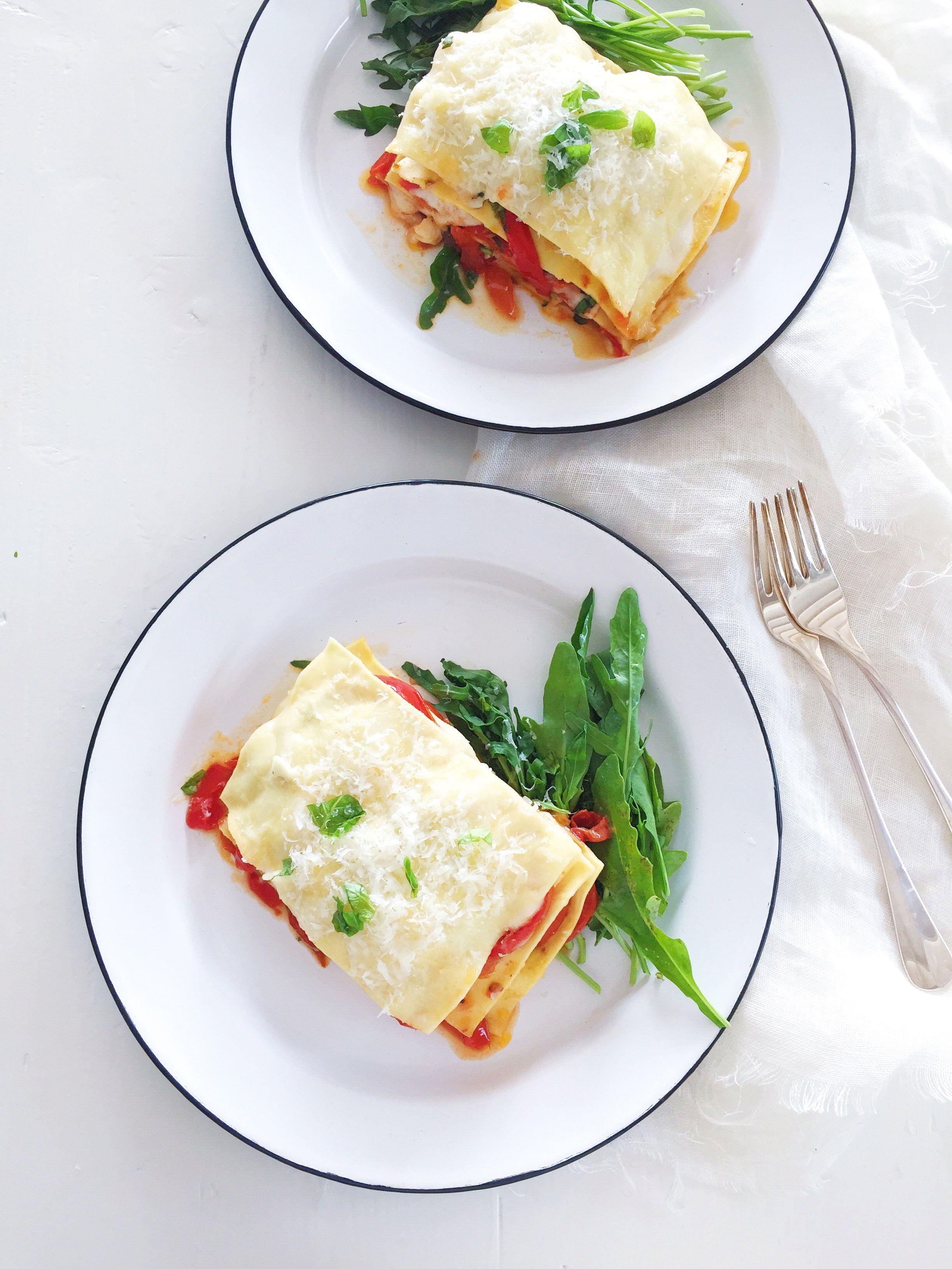 Lasagne uit de pan maken - lekker & simpel recept made by ellen