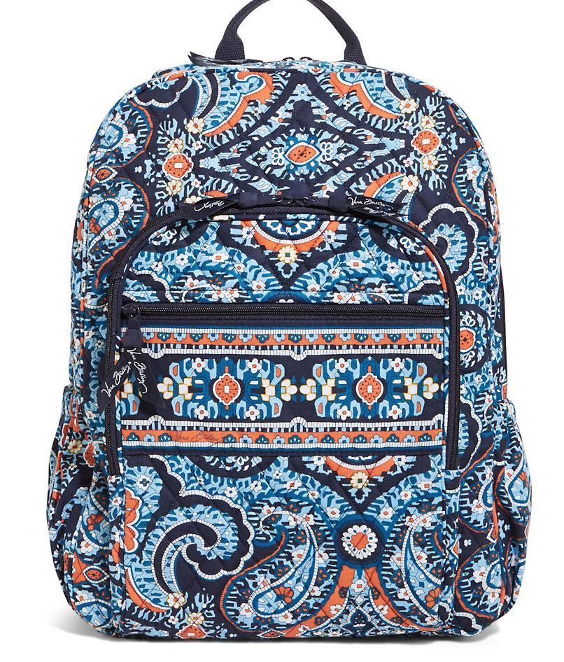 3d05b00aab  BRAND NEW  Vera Bradley Campus Backpack in Marrakesh!!  VeraBradley   Backpack